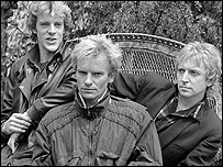 The Police in 1983