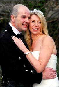 David Jones and Cheryl Pipes