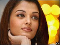 Aishwarya Rai, actriz india