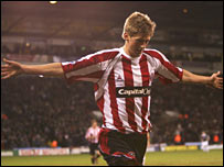 Sheffield United striker Jon Stead
