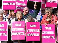 Save Stobhill Hospital campaign