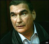 Haim Ramon in court