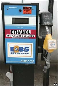 Dispensador de etanol