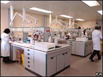 Laboratorio de biotecnología