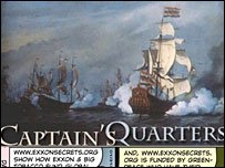 Screen grab from the Captain's Quarters blog