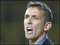St Johnstone boss Owen Coyle