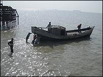 Sundarbans fishermen