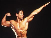Bodybuilder, BBC