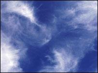 Cirrus clouds (Image: EyeWire)