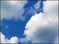 Cumulus clouds (Image: EyeWire)