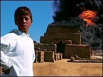 Mohammed Haithem in Iraq in Fragments