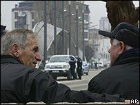 Ethnic Serbs in Kosovo