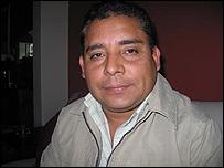 Mario Enrique del Toro, diputado por el Partido de la Revolución Democrática.