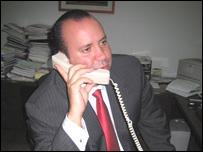 Jorge Schiavon, académico mexicano