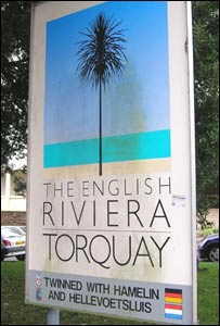 Sign in Torquay