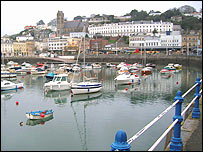 Harbour at Torquay
