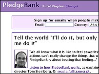 PledgeBank