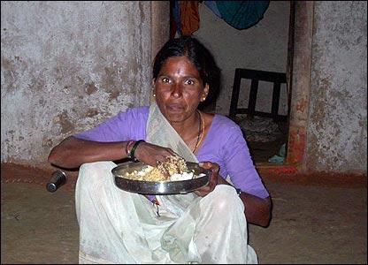 Rani's mother
