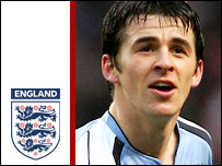 Man City's Joey Barton wins his first full England call-up