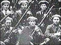 IRA gunmen