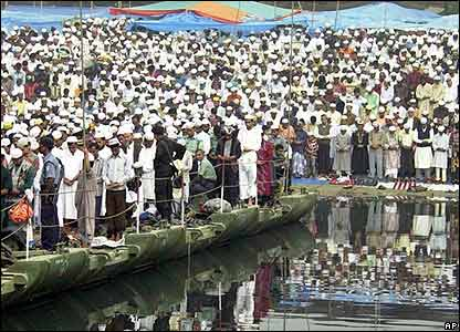 World Muslim Congregation in Dhaka