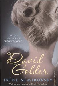 David Golder by Irene Nemirovsky