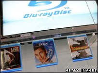 Blu-ray movies, Getty