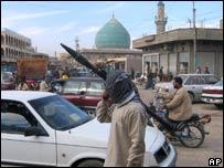 Sunni insurgency in Ramadi, Iraq