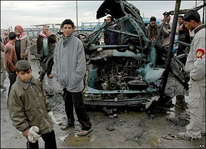 Mahmoudiya bombing, 3 February 2007