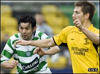 Paul Hartley challenges Livingston's Scott Mitchell