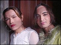 Nepal tiene una amplia comunidad de hombres que se identifican como mujeres.