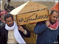 Najaf burial