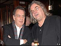 Stephen Frears and Paul Greengrass