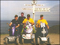 Scoot-A-Long challenge 2004