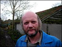 Poultry owner David Bedser