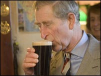 Prince Charles in Cumbria