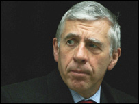 Leader of the Commons Jack Straw