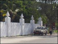 Car in Zanzibar