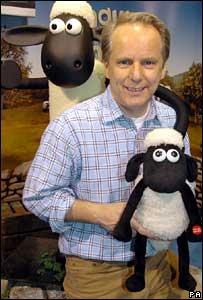 Shaun the Sheep creator Nick Park