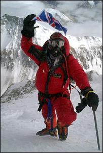 Everest (Pic: Pauline Sanderson)