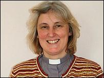 The Reverend Joanna Penberthy