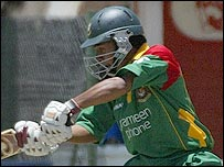 Mohammad Rafique's 40 proved in vain for Bangladesh