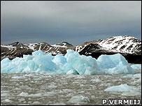 Freshwater ice (Image: P.Vermeij/Crop Diversity Trust)