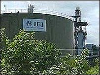 Richardson's - Irish Fertiliser Industries