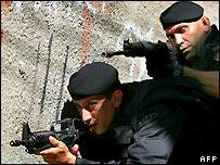 Elite Brazilian police deploy in Rio de Janeiro state - 5/2/2007