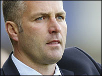 Tamworth boss Gary Mills
