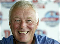 Leyton Orient owner Barry Hearn
