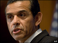 LA Mayor Antonio Villaraigosa