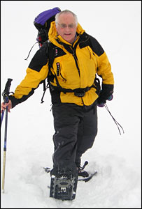 "David ""Heavy"" Whalley (Pic: RAF Kinloss MRT/David ""Heavy"" Whalley)"