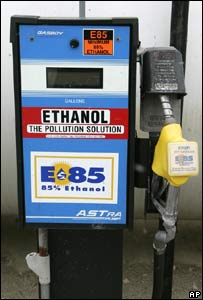Surtidor de etanol